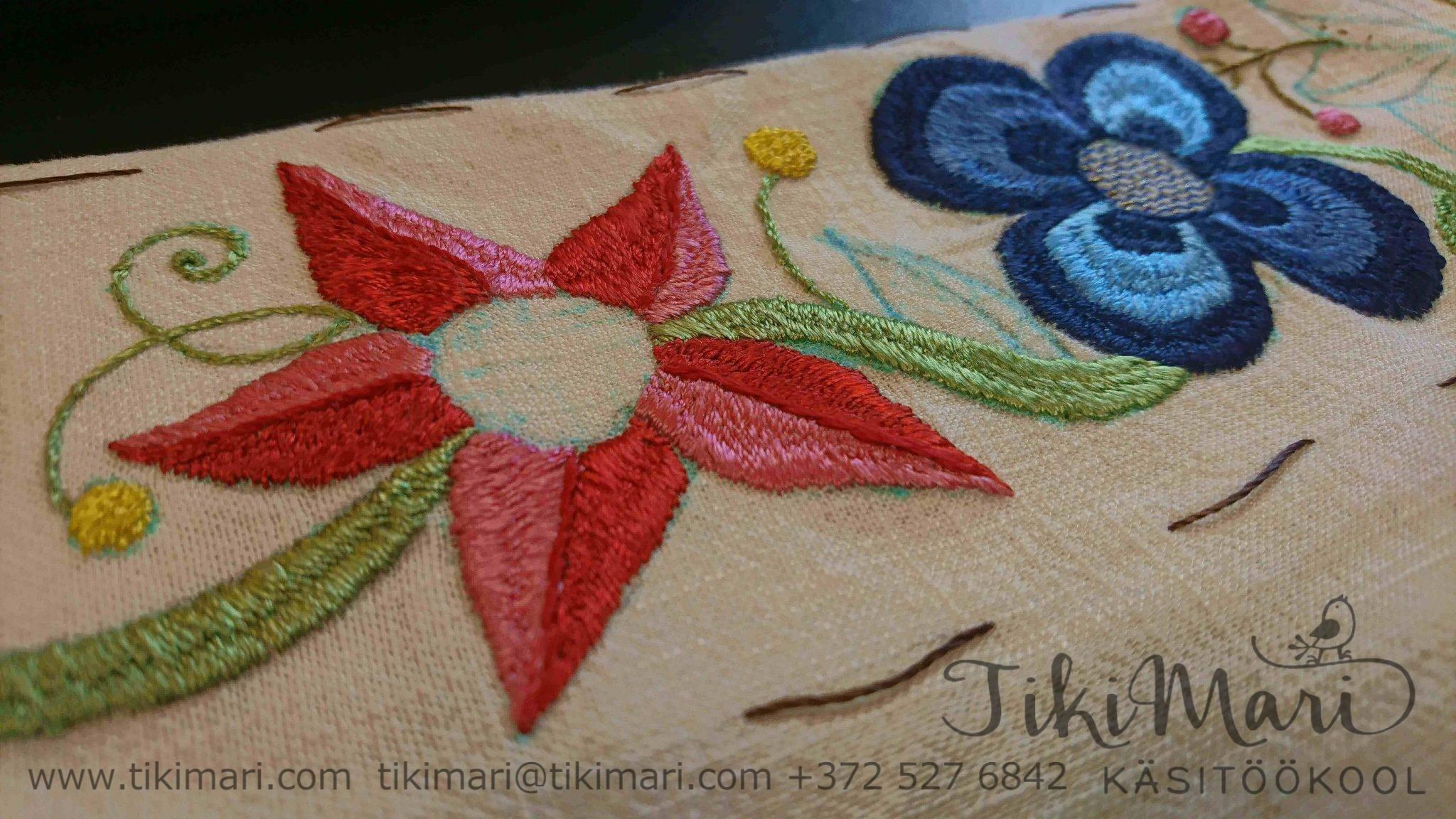 Ene1 Tikkimine - TikiMari OÜ, tiina@tikimari.com, +372 527 6842