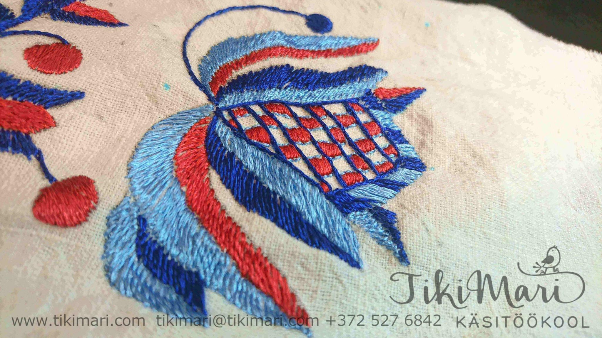 Tikkimine - Tiina - TikiMari OÜ, tiina@tikimari.com, +372 527 6842